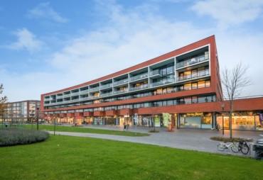 Hendrik Ido Ambacht, Winkelcentrum Hoogambacht; interim asset management en verhuur voor eigenaar.