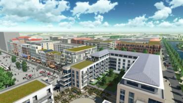 Utrecht, Leidsche Rijn Centrum; verhuur anchor-tenants voor ontwikkelaar.
