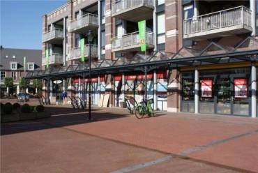 Heemskerk, Winkelcentrum Citadel; leegstandsbestrijding en interim verhuur voor eigenaar. Te huur: 2 winkelruimten.