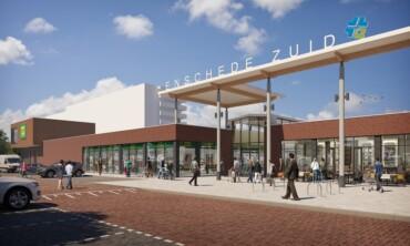 Enschede, Winkelcentrum Zuid; samen maken we zuid. Acquisitie, marketing en verhuur.
